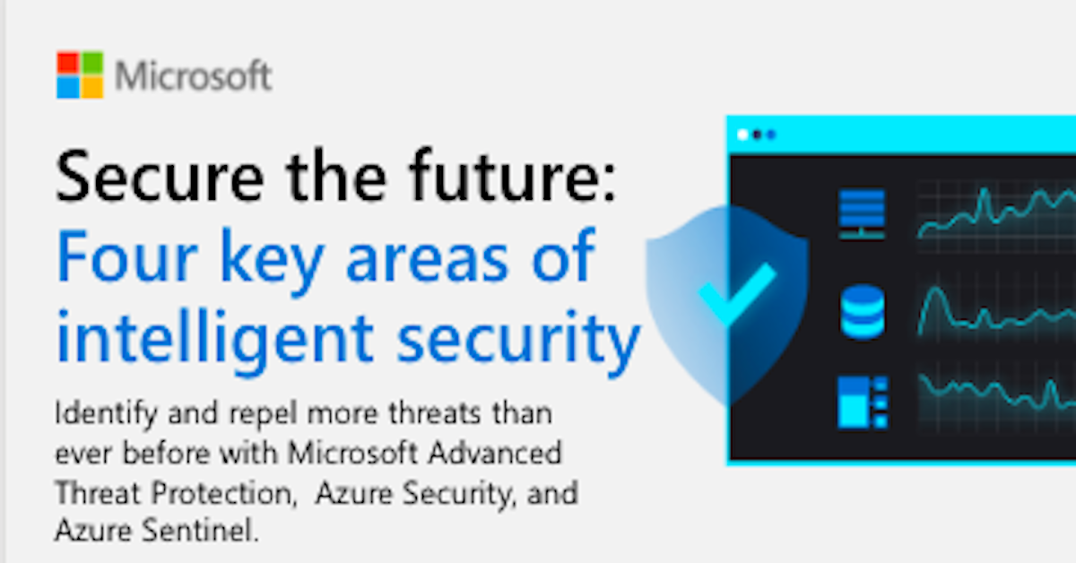 Four key areas of intelligent security